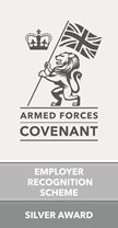 Armed forces community covenant silver employer