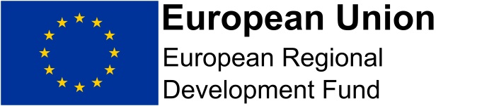 European Union ERDF funded